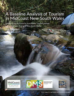Tourism in the MidCoast Baseline Analysis