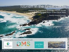 Tourism in the Great Lakes Summary