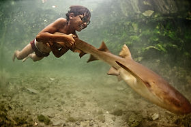 The Bajau Laut, The Coral Triangle