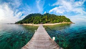 Japamala Resort, Tioman Island, Malaysia | © Samadhi