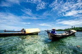 The Bajau Laut, Sulawesi
