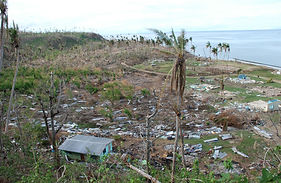 The Aftermath of Cyclone Winston | © UNDP