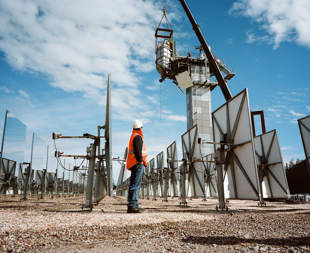 Solar Farm in New South Wales