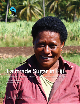 Fairtrade Sugar in Fiji | © 2iis Consulting