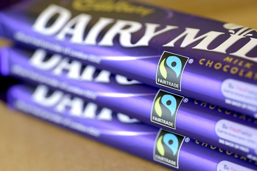 Cadbury Fairtrade Chocolate
