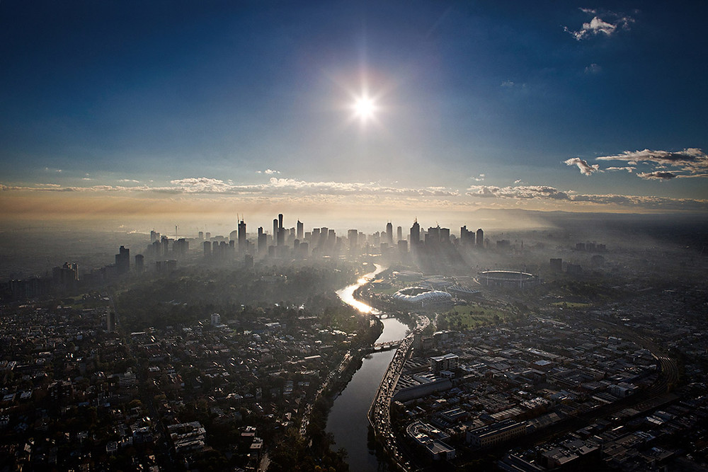 City of Yarra, Melbourne | © Andrew Curtis