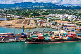 Lautoka Port | © Fiji Ports