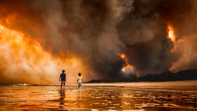 "If This ""Summer of Fire"" Doesn't Jolt Australia into Action, What Will?"