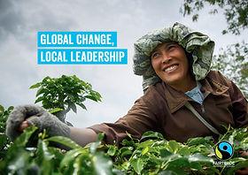 Global Change, Local Leaderhip | © Fairtrade