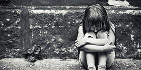 Homeless girl in Melbourne
