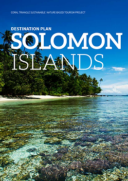 Solomon Islands Destination Plan