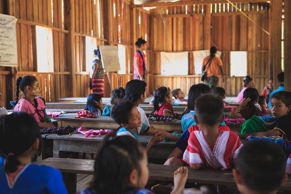 Burmese Classroom