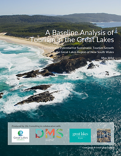 Tourism in the Great Lakes Baseline Analysis