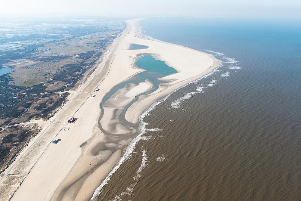Delfland Sand Engine, The Netherlands | © Nature Coast