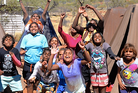 Watarrka School Kids