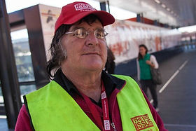 The Big Issue Newtown Vendor