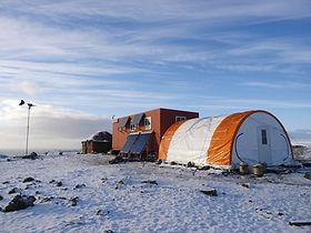Antarctica E-Base