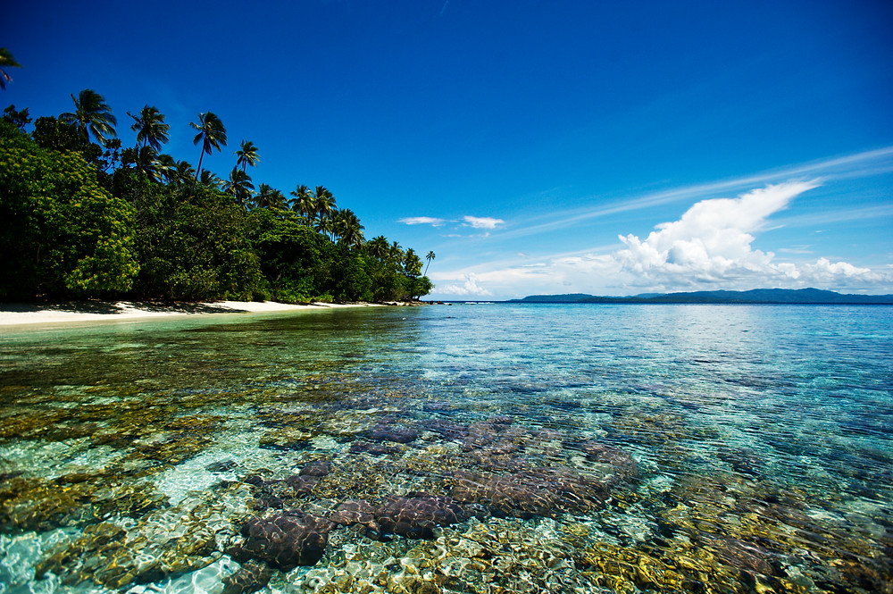 Jari Island, the Solomon Islands
