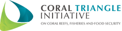 The Coral Triangle Initiative Logo