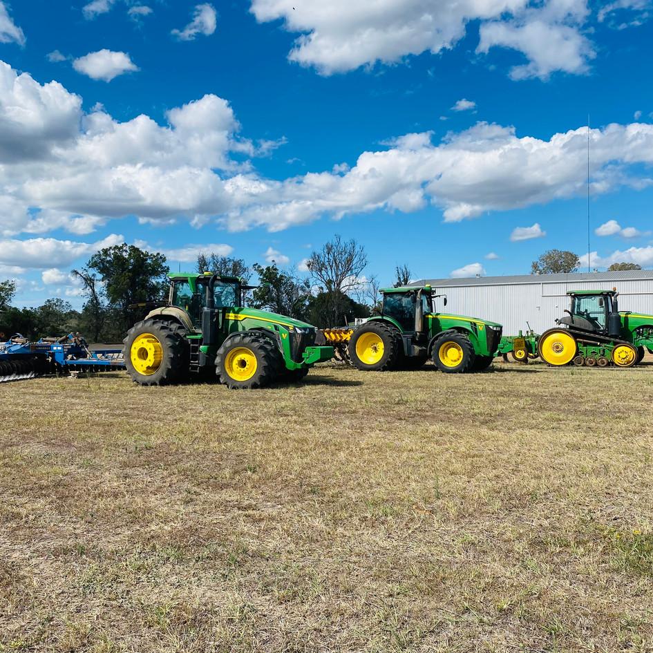 Agri-Con, farm contracting, farm investments, tractor work, bundaberg farm