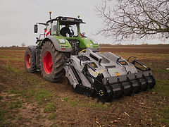 forestry tiller, FAE, FAE Group, AGRI-CON, AGRI-CON Equipment