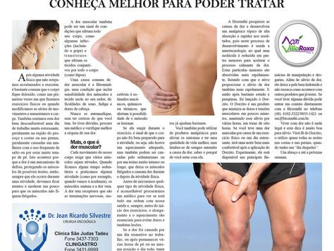 Dores e tensões musculares: conheça melhor para poder tratar