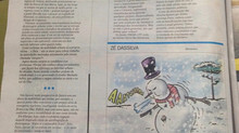 Biozenthi no Jornal Diário Catarinense