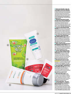 Revista Runners - Desodorante pés
