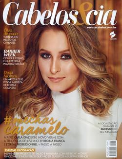 Revista Cabelos & Cia - capa