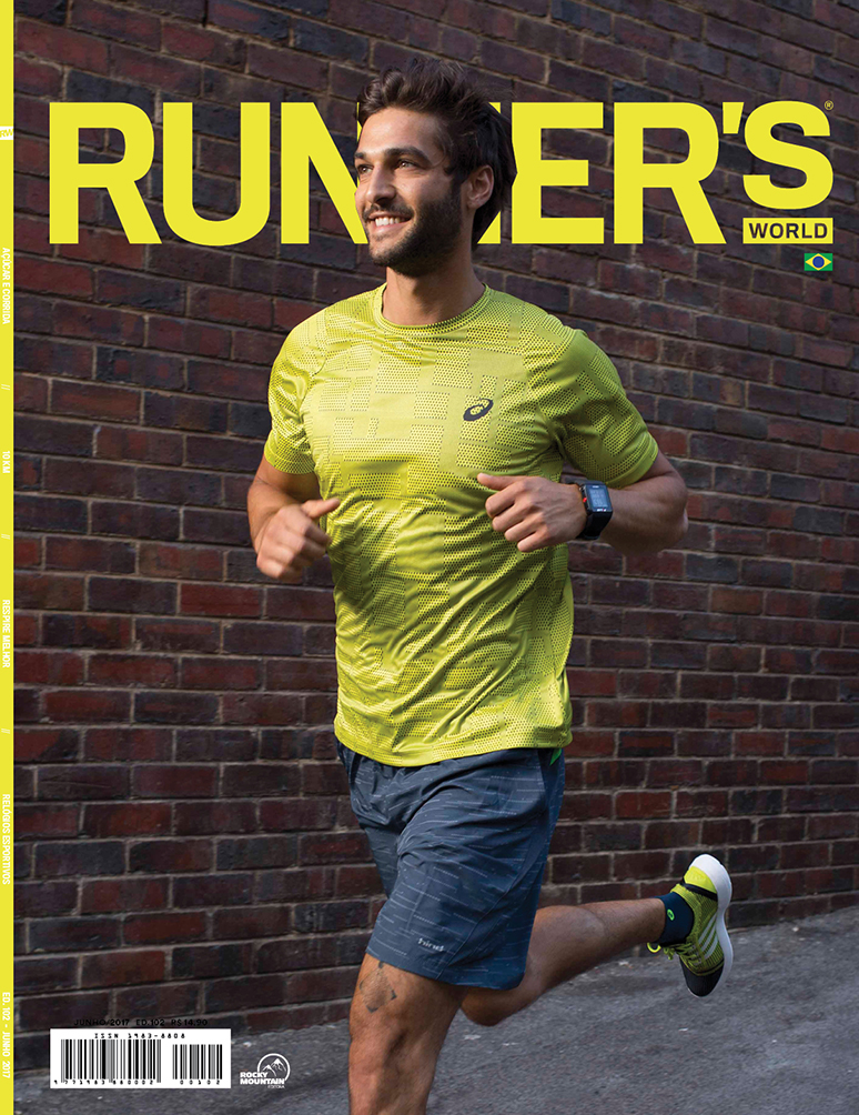 Revista Runners - capa