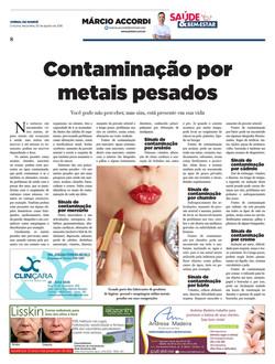 027-Contaminacao por metais pesados