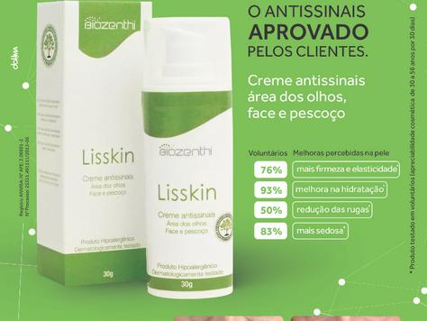 Lisskin Antissinais Biozenthi
