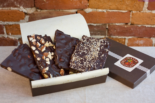 DARK & DELICIOUS BARK BOX