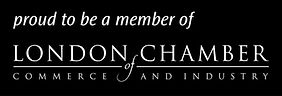Proud to be a member of London Chamber of Commerce and Industry