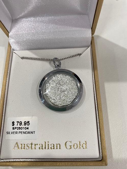 SP250104 - Silver Pendant