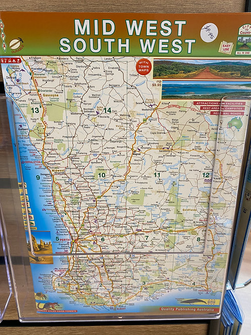 Mid West South West - A4 Guide