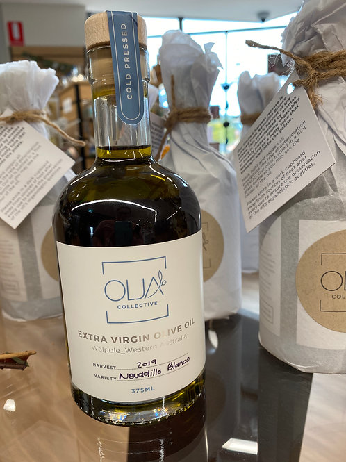 OLJA Collective - Nevadillo Blanco Extra Virgin Olive Oil (375ml)