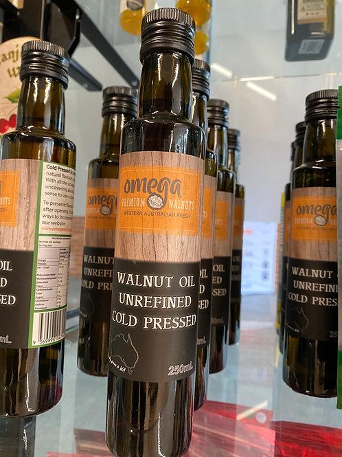 Omega Premium Walnuts - Walnut Oil (250ml)