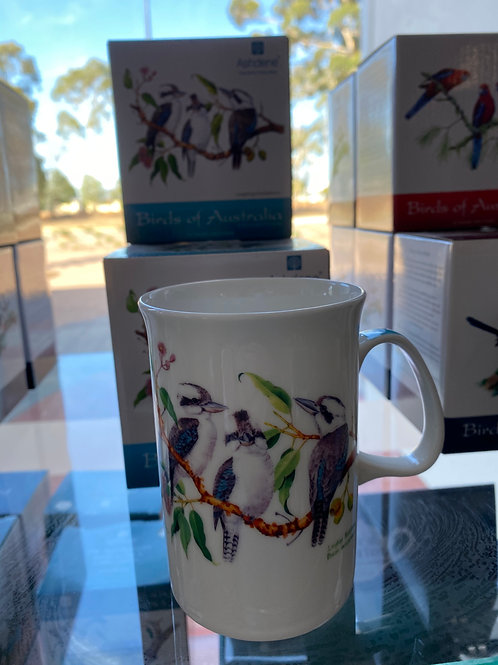 Ashdene - Birds of Australia Collection - Laughing Kookaburra