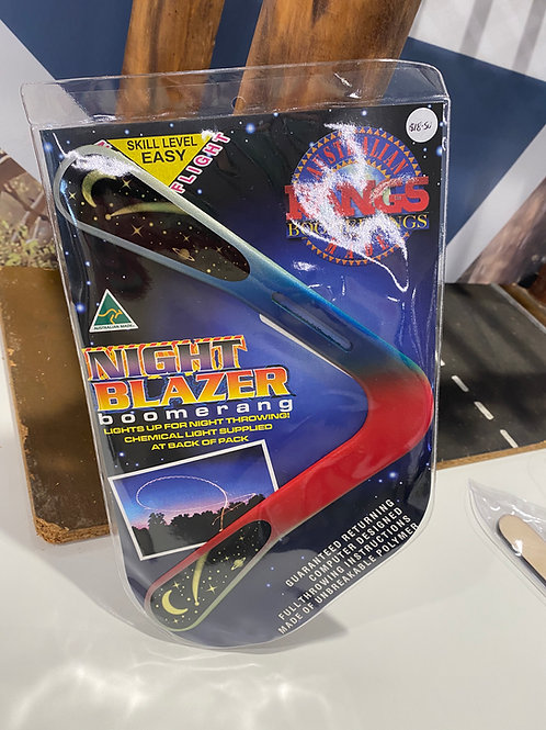 Rangs Boomerangs - NIGHT BLAZER