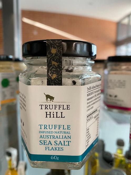 Turffle Hill - Truffle Infused Natural Australian Sea Salt Flakes (60g)