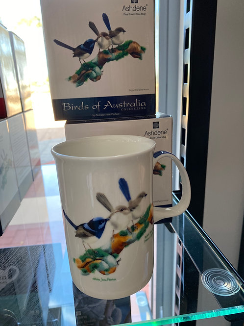 Ashdene - Birds of Australia Collection - Superb Fairy Wren