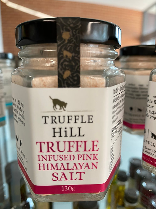 Truffle Hill - Truffle Infused Pink Himalayan Salt (130g)