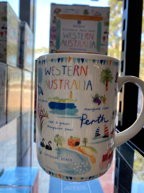 Ashdene - Western Australia Mug