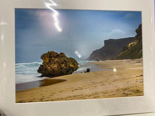 Salmon Beach, Windy Harbour - A4 Size Print