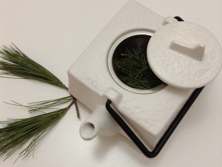Holiday tea spotlight: Pine!