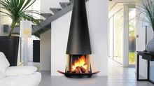 Les cheminées deviennent design