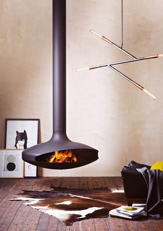 5 bonnes raisons d'adopter une cheminée design...