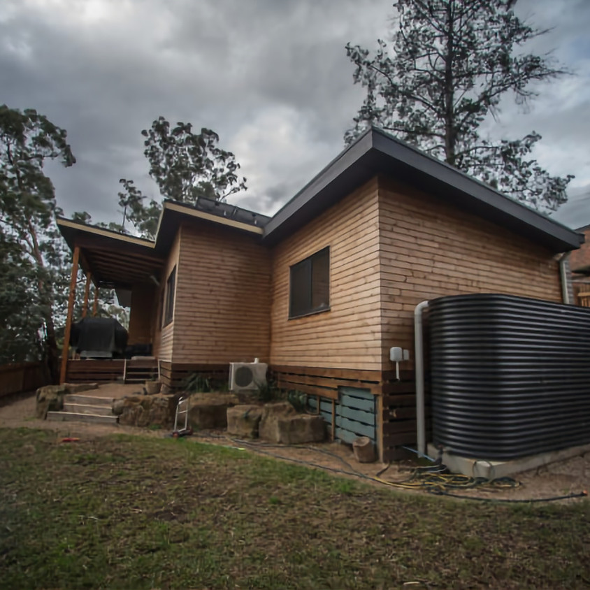 1:00pm Carbonlite Home - Nillumbik Trail - Online Q&A with home owners