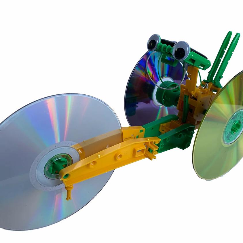Free children's activity - Build a solar robot